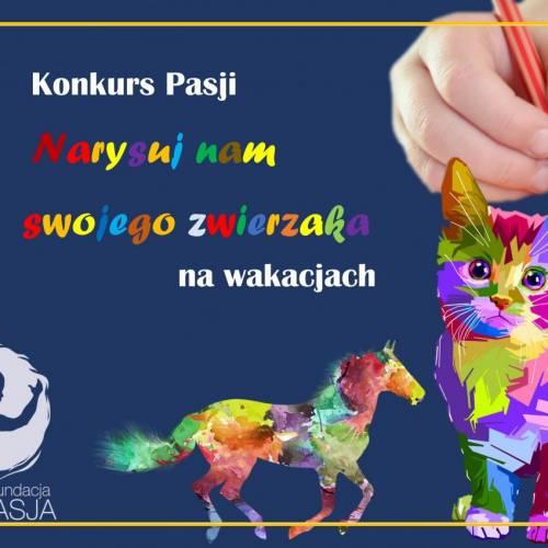 Konkurs z Pasją dla młodszych i starszych!